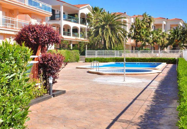 Apartment in Hospitalet de L´Infant - Arcos del MAR 2º A