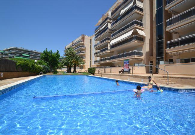 Apartment in Salou - VENTURA PARC Z