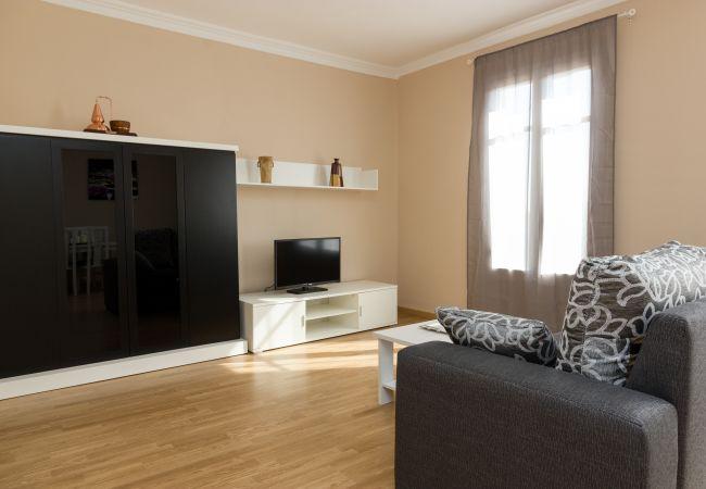 Apartment in Barcelona - CIUTADELLA PARK, 3 bedrooms, top views
