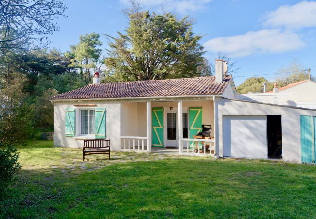 House in St. Hilaire de Riez - hoomy10014