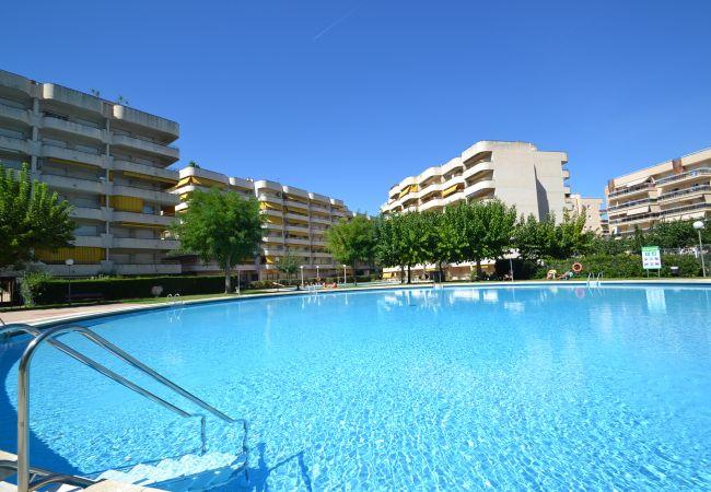 Appartement tout équipé avec accès à pied au parque Port Aventura
