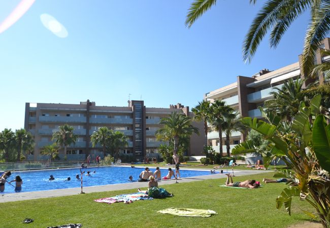 Appartement de haut standing proche parc Port Aventura