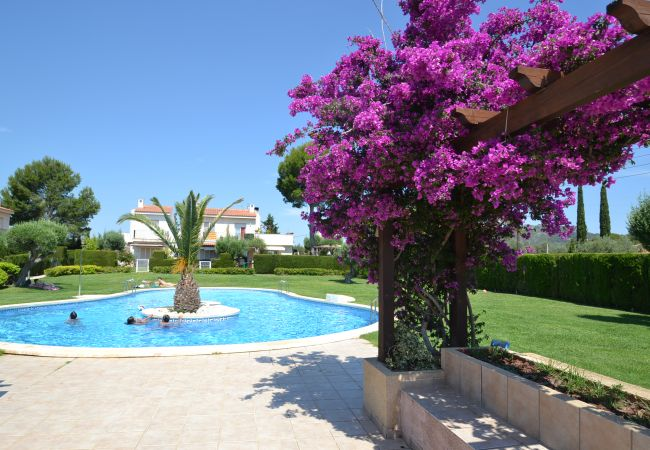 Villa à Ametlla de Mar - TRES CALAS 1