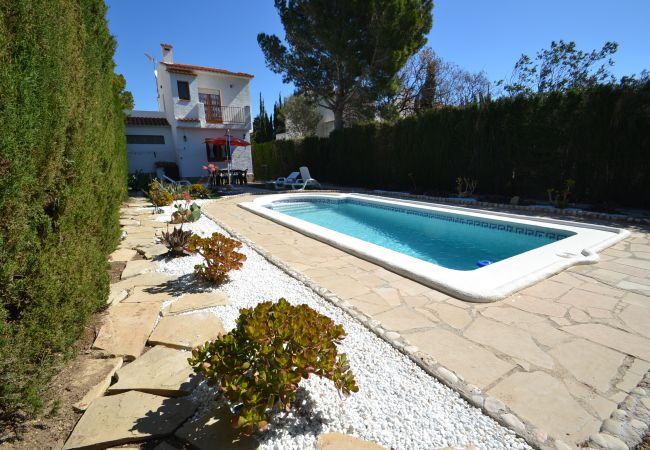 Villa à Ametlla de Mar - TRES CALAS MISTRAL