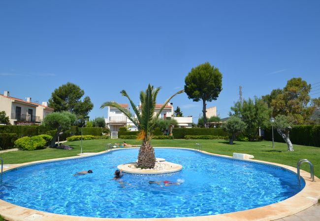 Villa à Ametlla de Mar - TRES CALAS 4