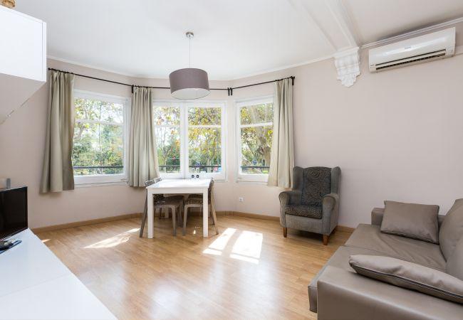 Appartement à Barcelona - CIUTADELLA PARK, 4 double bedrooms, park views